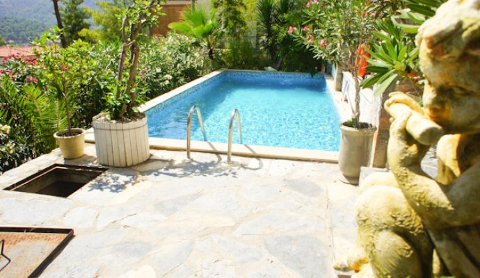 Rental Villa With Private Pool & Sea View Villa Petunya