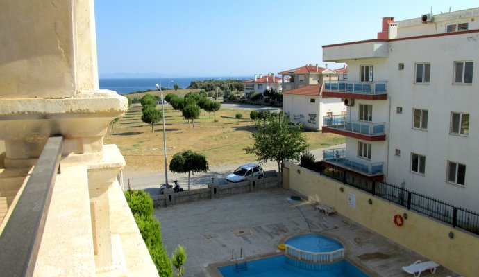 2 Bedroom Apart İnside a Great Complex in Didim Altinkum