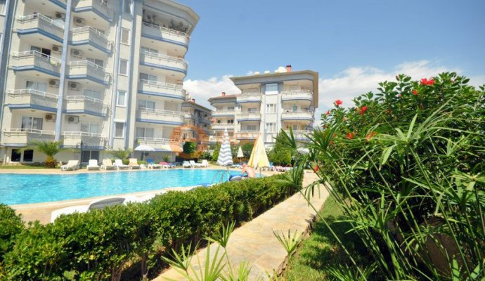 Antalya Alanya For Rent Apartment 2 + 1