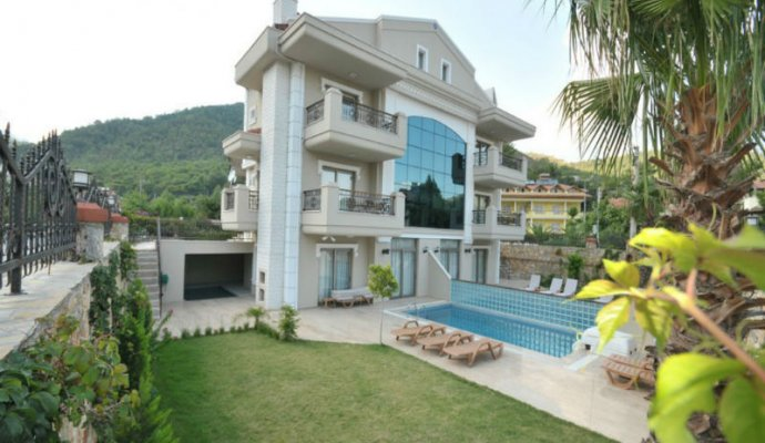 Marmaris Icmeler Rent Villas Mete