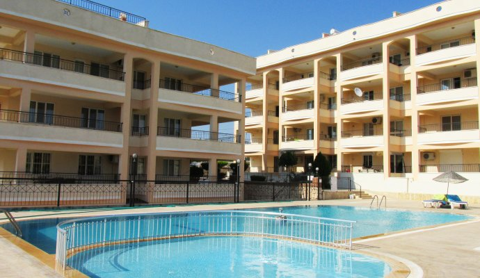 Daily Rental 2 Bedroom Apartment in Didim