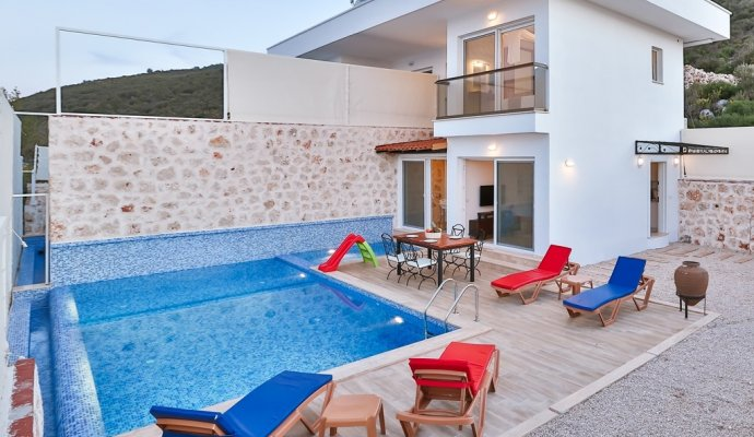 Kaş Cukurbag 2 Bedroom Villa