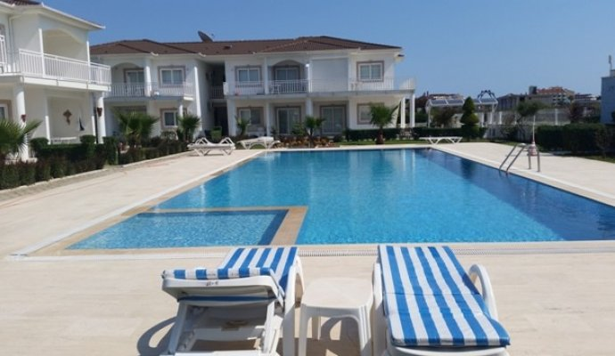 Kemer Çamyuva For rent Flat