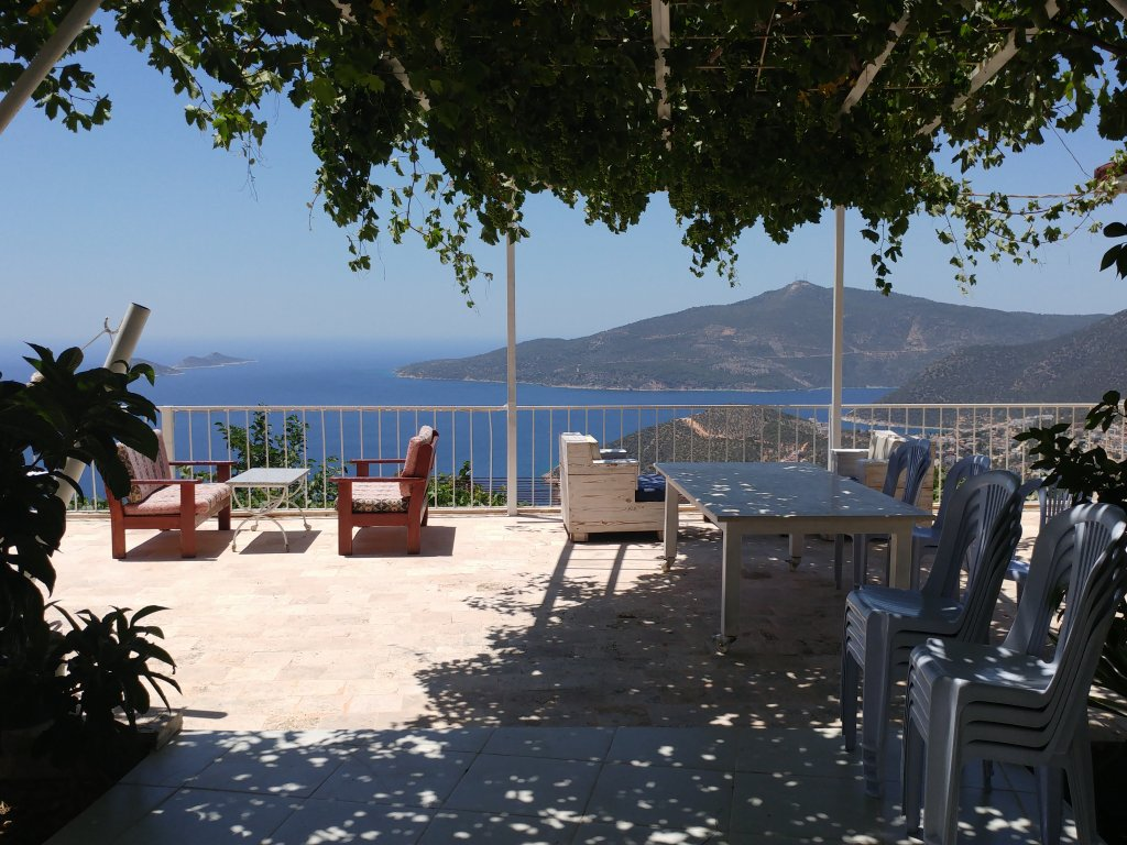 Kalkan 6 Bedroom Private Pool Villa