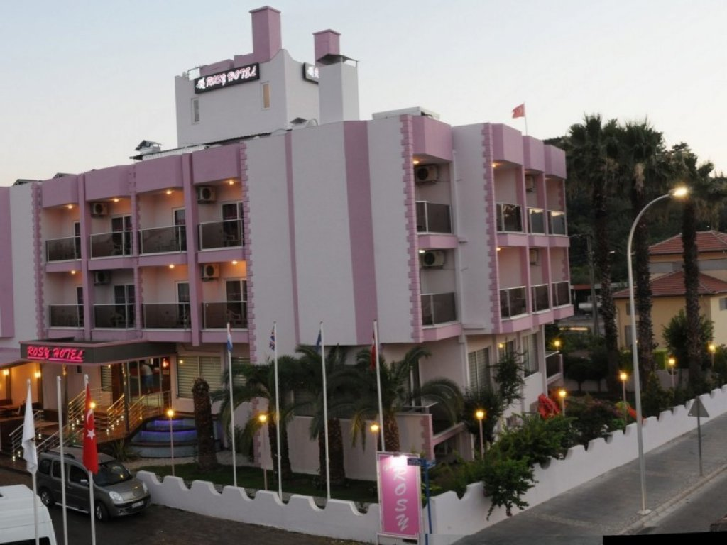 Rosy Hotel Marmaris Single Room