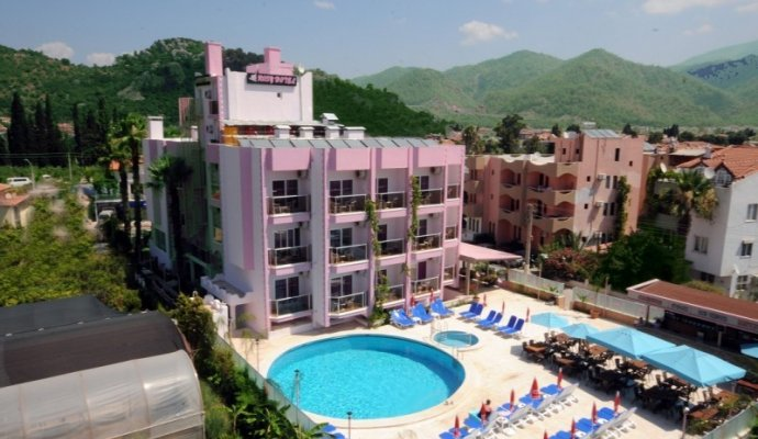 Rosy Hotel Marmaris Triple Room