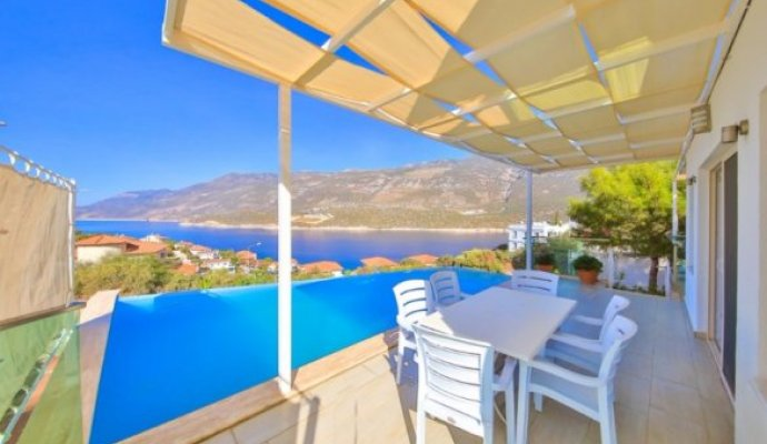 Kas 2 Bedroom Villa With Private Pool in Cukurbag