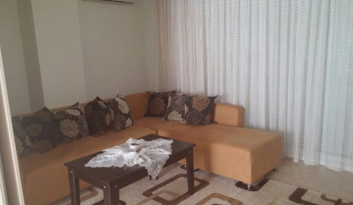 1 + 1 Apartment in Alanya Center