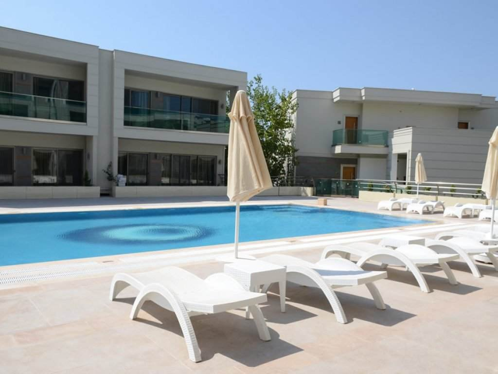 Between  Bodrum and Bardakci  1 + 1 Luxury Sea View Residence