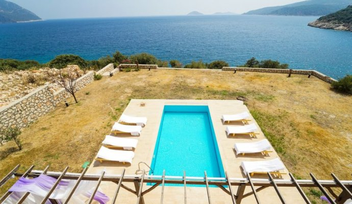 Kalkan Kalamar 4 Bedroom Private Pool Villa Heaven