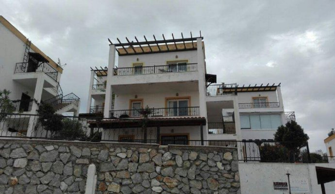 Bodrum Gümbet Apartment With Shared Swimming Pool For Summer Rent