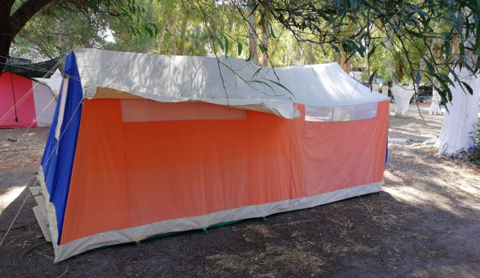 Bodrum Gumbet 2 Person Tent Accommodation