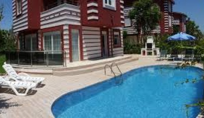4 + 1 Private Villa with Private Swimming Pool