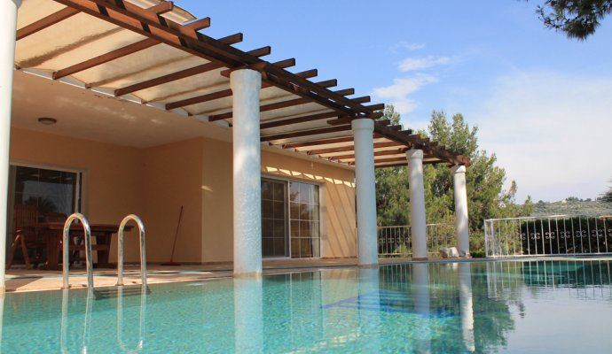 Villa Blees 3 + 1 with Private Pool.