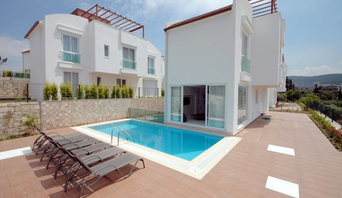 Kuşadası adavillas Superior 4 room villa with private pool