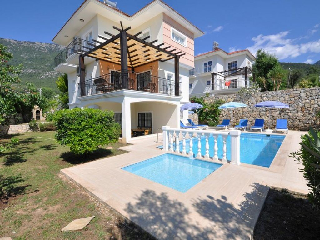 Fethiye Villa With Private Pool