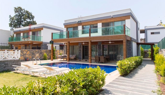Bodrum Villa For Rent With Private Pool Ala