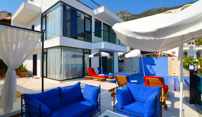Luxury Rental Villa Kalkan