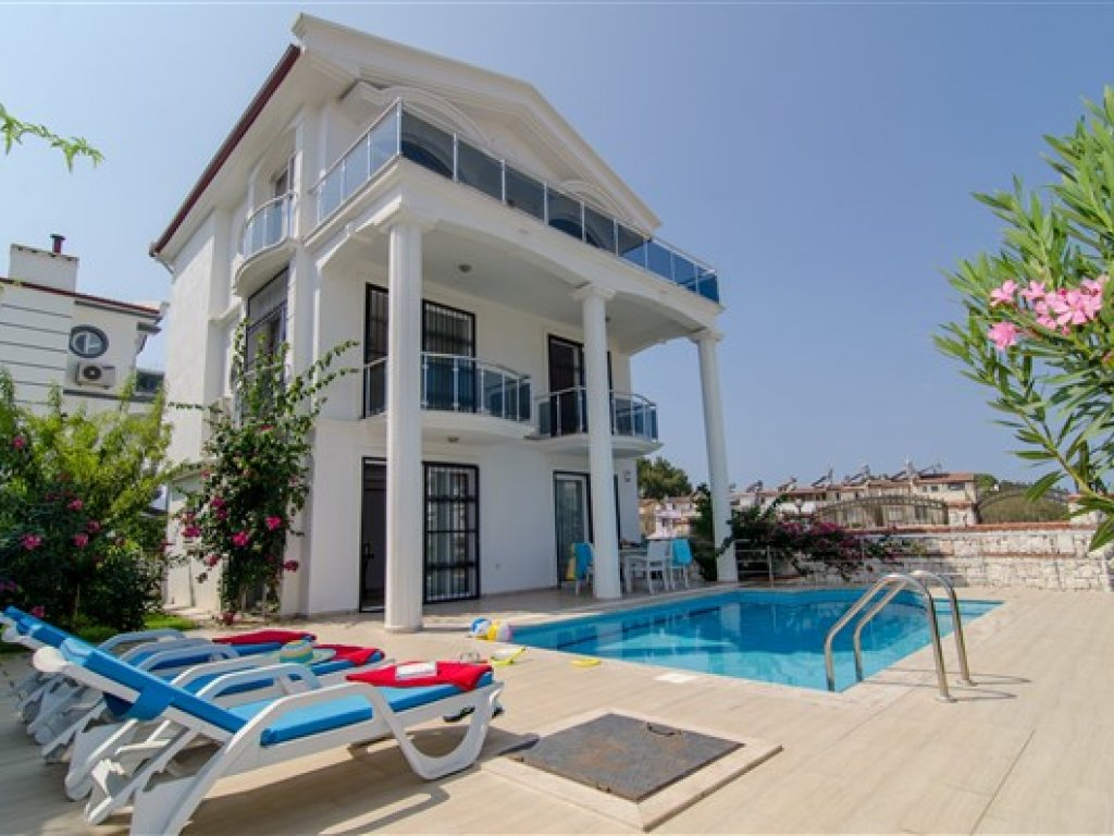 Fethiye Calista Private Heated Pool Villa