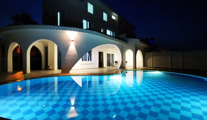 Luxury Villa for Rent with Private Pool in Antalya, Belek