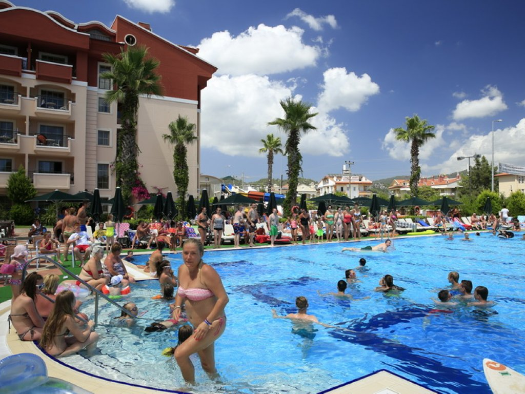 Club Marmaris 3 Aid 500 Meters From The Sea